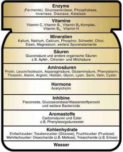 Honig-Diagramm